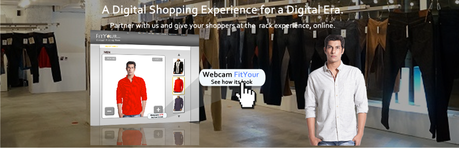Virtual Dressing Room App Fityour